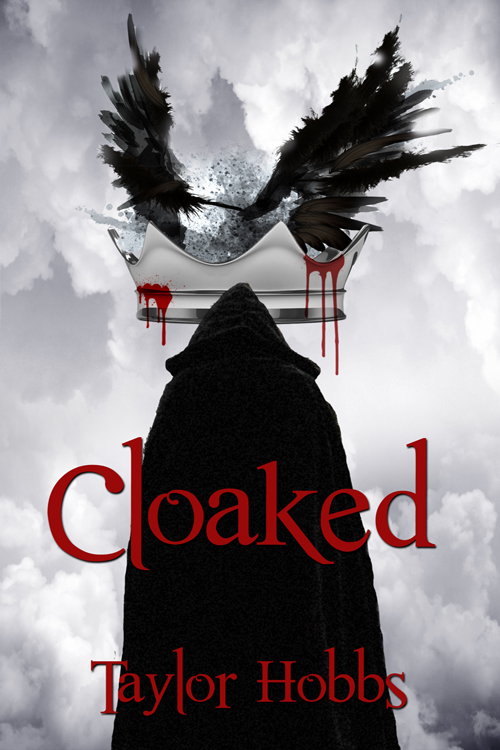 On Tour with Cloaked by Taylor Hobbs, Meet the Author and Giveaway