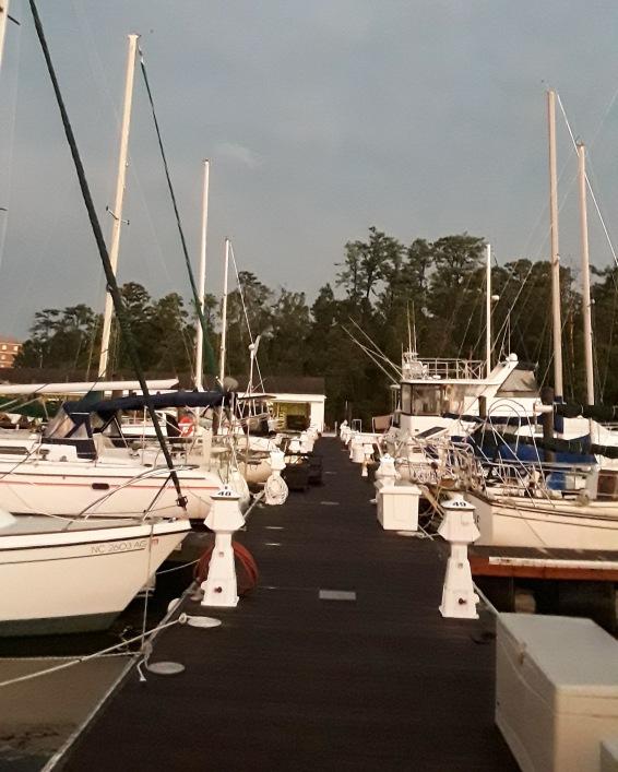 dorian docks